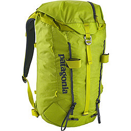 Patagonia Ascensionist 30L Backpack, Light Gecko Green, 256