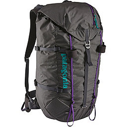 Patagonia Ascensionist 40L Backpack, Ink Black, 256