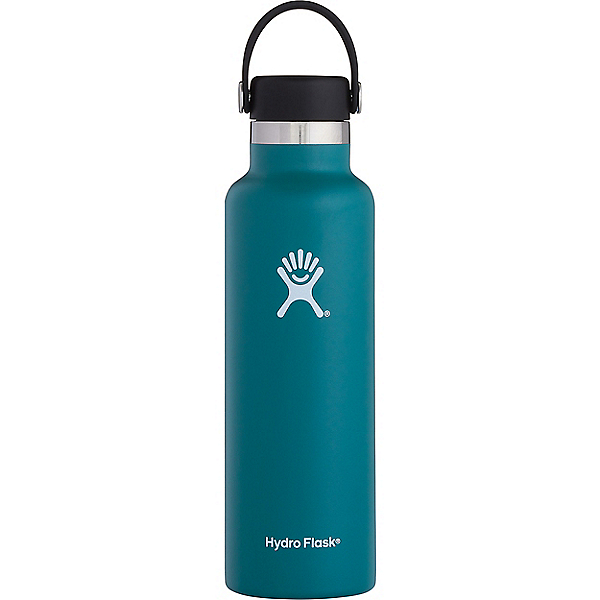 Hydro Flask 21oz Standard Mouth w/Flex Cap - 21OZ/Jade, Jade, 600