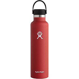 Hydro Flask 24 oz Standard Mouth, Lava, 256