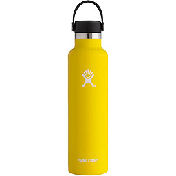 Hydro Flask 24 oz Standard Mouth, Lemon, 256