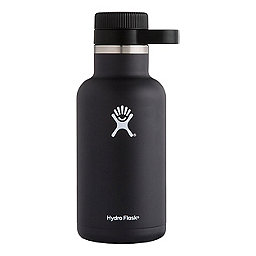 Hydro Flask 64oz Growler, Black, 256