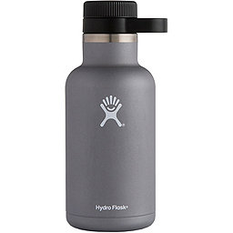 Hydro Flask 64oz Growler, Graphite, 256