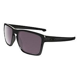 Oakley Sliver XL Sunglasses, Pol Blk w-Prizm Daily Polar, 256