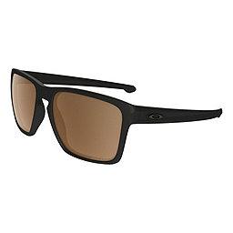 Oakley Sliver XL Sunglasses, Matte Blk w-PRIZM Tngstn Pol, 256