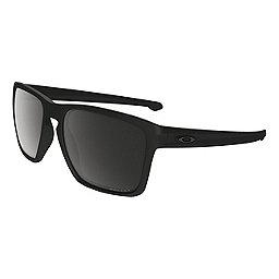 Oakley Sliver XL Sunglasses, Matte Blk w-PRIZM Black Polar, 256