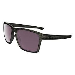 Oakley Sliver XL Sunglasses, Woodgrain w-Prizm Daily Plrzd, 256