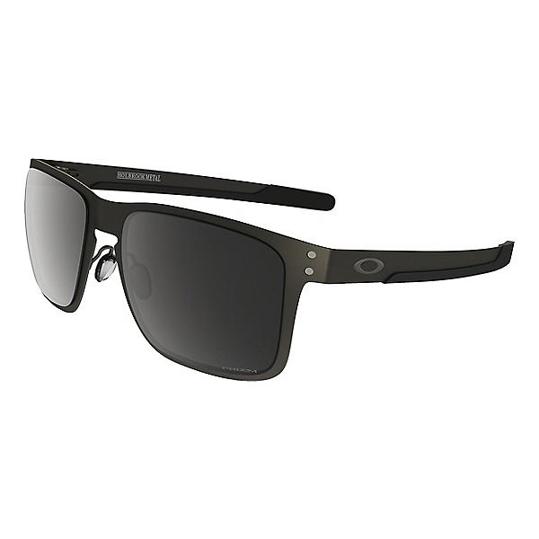 Oakley Holbrook Metal Sunglasses, Gunmetal w- PRIZM Blk Pol, 600