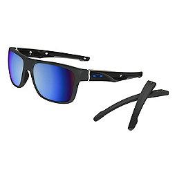 Oakley Crossrange Sunglasses, Mtt Dk Gry w- PRIZM Dp H2O Pol, 256