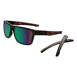 Oakley Crossrange Sunglasses, Mtte Tort w PRIZM Shlw H2O Pol, 256
