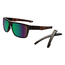 Oakley Crossrange XL Sunglasses, Mtte Tort w PRIZM Shlw H2O Pol, 256