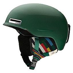 Smith Maze Snow Helmets, Matte Forest Woolrich, 256
