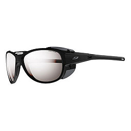 Julbo Explorer 2.0 Sunglasses, Matte Black-Gray w Spec 4 Lens, 256