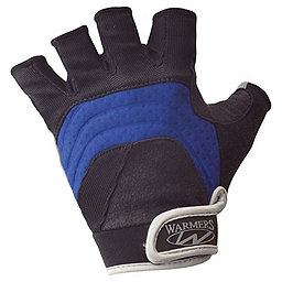 Stohlquist Barnacle 1/2 Finger Gloves, Black, 256