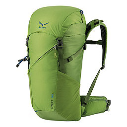 Salewa Crest 26S Backpack, Leaf Green, 256