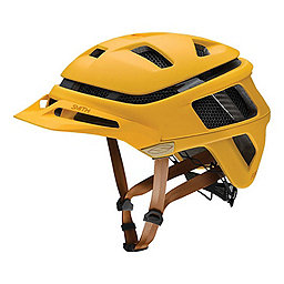 Smith Forefront Bike Helmet, Matte Mustard, 256