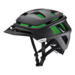 Smith Forefront Bike Helmet, Matte Black, 256