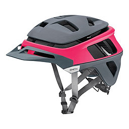 Smith Forefront Bike Helmet, Mattet Pink Charcoal, 256