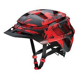 Smith Forefront Bike Helmet, Matte Fire Insomniac, 256