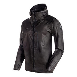 Mammut Rainspeed Ultralight HS Jacket, Black, 256
