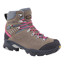 Zamberlan Quazar GTX Women's, Dark Brown-Pink, 256