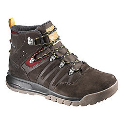 Salomon Utility TS CS WP, Trophy-Brown-Sunny-X, 256