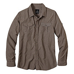 prAna Ascension Shirt, Mud, 256