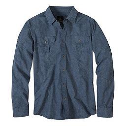 prAna Ascension Shirt, Sapphire, 256
