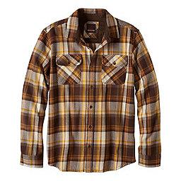 prAna Lybeck Flannel Shirt, Brown, 256
