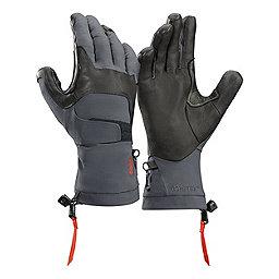 Arc'teryx Alpha FL Glove, Graphite-Cardinal, 256