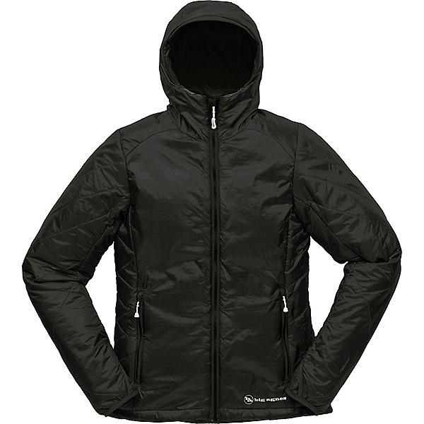 Big Agnes Yarmony Hooded Jacket Women's - LG/Black-Black, Black-Black, 600