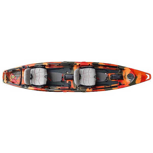 Feelfree Lure II Tandem Kayak Fire Camo, Fire Camo, 600