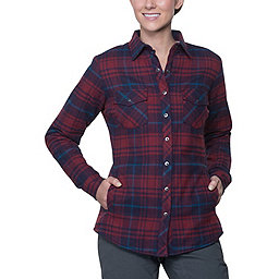 Kuhl Kota Lined Flannel Women's, Raisin, 256
