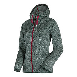 Mammut Chamuera ML Hooded Jacket Women's, Bottle, 256
