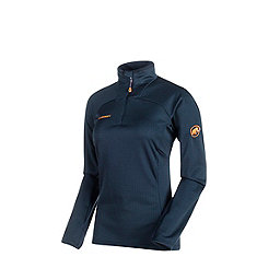 Mammut Moench Advanced Half Zip LS Women's, Night, 256