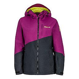 Marmot Rumba Jacket Women's, Deep Plum-Black, 256