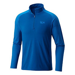 Mountain Hardwear Butterman 1/2 Zip, Nightfall Blue, 256