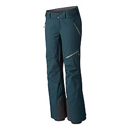 Mountain Hardwear Chute Insulated Pant Women's, Blue Spruce, 256