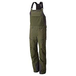 Mountain Hardwear FireFall Bib Reg, Surplus Green, 256