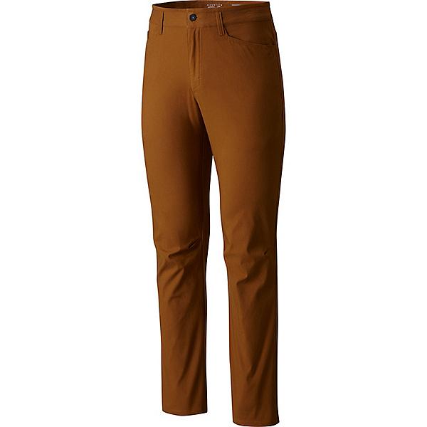 Mountain Hardwear Hardwear AP 5-Pocket Pant 32in - 38/Golden Brown, Golden Brown, 600