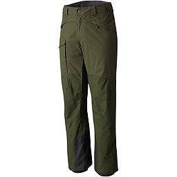 Mountain Hardwear Highball Pant Reg, Surplus Green, 256