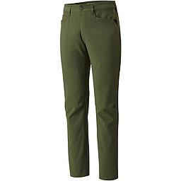 Mountain Hardwear MT5 Pant 32in, Surplus Green, 256