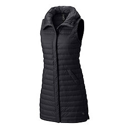 Mountain Hardwear PackDown Vest Women's, Black, 256