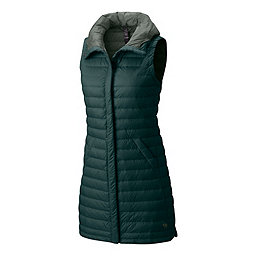 Mountain Hardwear PackDown Vest Women's, Blue Spruce, 256