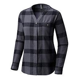 Mountain Hardwear Pt Isabel LS Shirt Women's, Graphite, 256