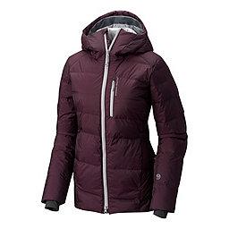 Mountain Hardwear Snowbasin Down Jacket Women's, Dark Tannin, 256