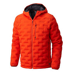 Mountain Hardwear StretchDown DS Hooded Jacket, State Orange, 256