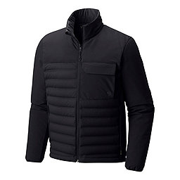 Mountain Hardwear StretchDown HD Jacket, Black, 256