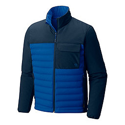 Mountain Hardwear StretchDown HD Jacket, Nightfall Blue-Hardwear Navy, 256
