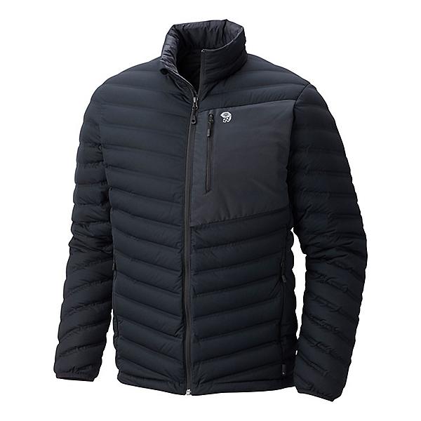 Mountain Hardwear StretchDown Jacket - XL/Black, Black, 600